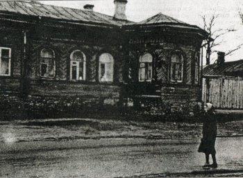 Дом Рудометкиных, Рязань, Введенская площадь