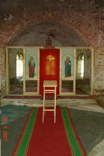 Крестовоздвиженская  Полунинская женская община
