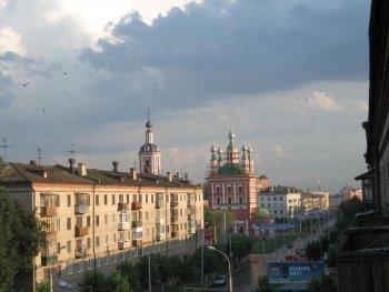 Николо-Ямской храм. Фото Т.Шустовой.
