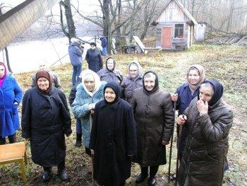 Крестовоздвиженская  Полунинская женская община, рязанская область