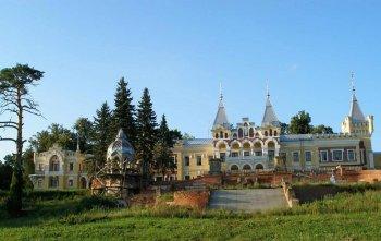 Кирицы, дворец фон Дервиза