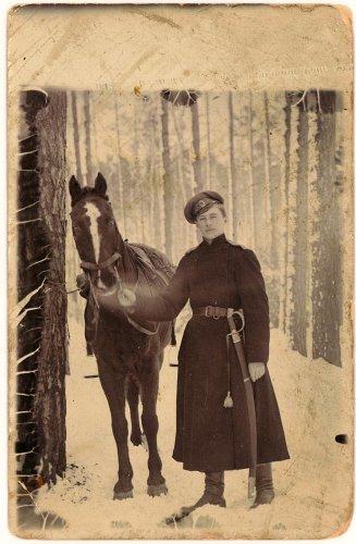 Сергей Федорович Будемиров. 1917 год.