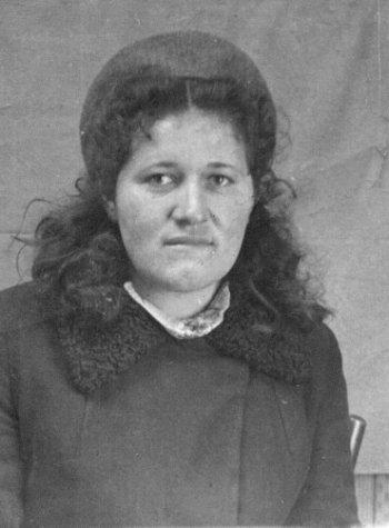 София Григорьевна Волгина