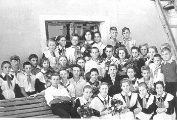 Дядьковская семилетняя школа
