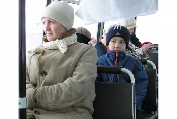 Сережа Шашкин (справа). Фото Т.В.Шустовой.