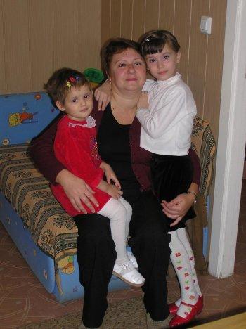 Валентина Георгиевна Михайлина. Фото Т.В.Шустовой.