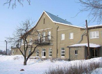 Здание детского дома. Фото Т.В.Шустовой.