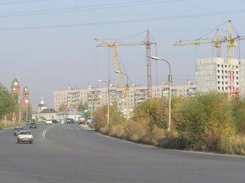 Шоссе «разорвавшее» село Шереметьево-Песочня