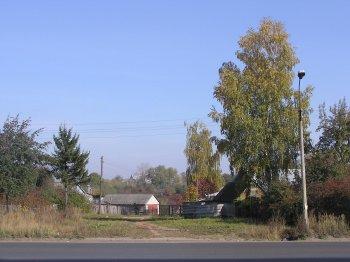 Вид на Колупановку из города