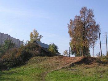 Вид на Колупановку из села