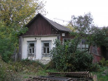 Дом на улице Старое село