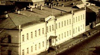 Спальный корпус Рязанской духовной семинарии