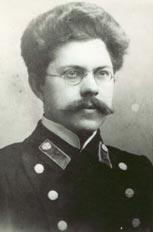 Е. Арбеков,  прочитавший во втором отделении вечера стих. «Вход воспрещается» Бенедиктова