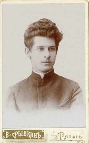 Иван Михайлович Рябцев (1903 г.)
