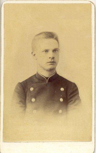 Константин Михайлович Рябцев (1897 г.)
