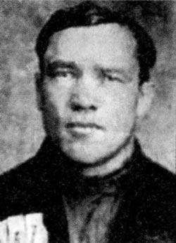 Александр Яковлевич Савостьянов (1893-1929)