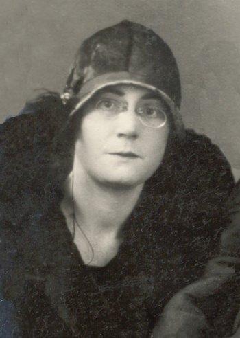 Нина Константиновна Рябцева (1930 г.)