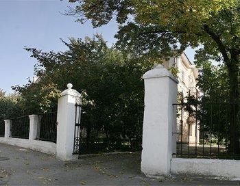 Рязань, Сад Шульгиных (ул. Свободы, д. 53)