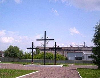 Рязань, Кладбище лагеря НКВД (ул. Магистральная, промзона)