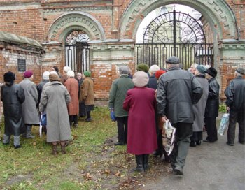 Рязань, Старообрядческая церковь (Старообрядческий проезд, 4)
