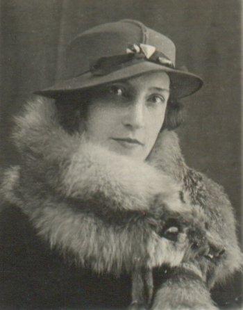 Вера Константиновна Рябцева (1930 г.)