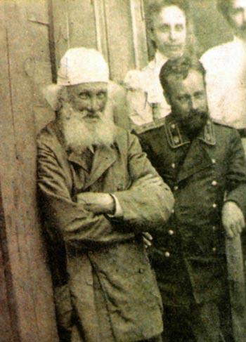 Николай Шумов с сыном Анатолием