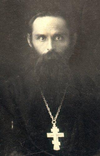 Иерей Матфий Рябцев (1910-е гг.)