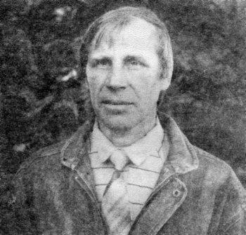 В.К.Фролов, главный зоотехник по коневодству.