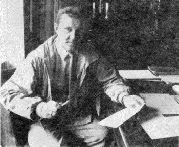Директор Старожиловского конного завода А.Д.Андреев.