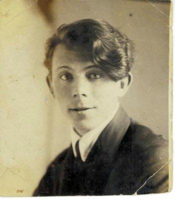 Кротков Сергей Дмитриевич, 1933 г.