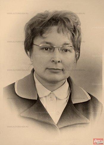 Римма Михайловна Дубровская