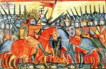 Биться с Гогом и Магогом планировали и тамплиеры, но их лавочку прикрыли задолго до конца света.
