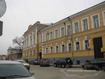 Школа №7 (2-я мужская гимназия), ул. Николодворянская, 2008 г.