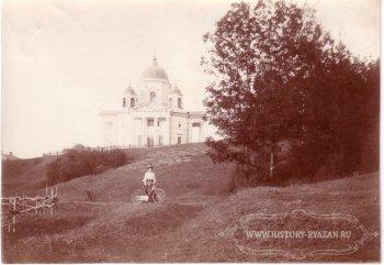 Церковь села Дядьково