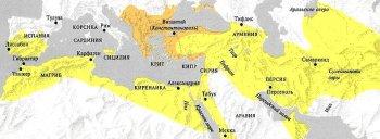Аббасидский халифат на пике своего могущества (крупнейшая из христианских империй – Византийская – на его фоне просто теряется).