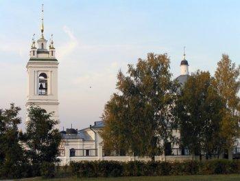 Казанская церковь в Константиново