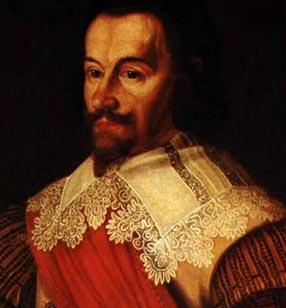 Альбрехт фон Валленштейн (1583-1634).