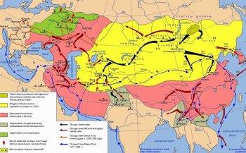 Посмотрите сколько стран и народов было завоёвано татаро-монголами – но «скрести» себя почему-то пытаются только русские…