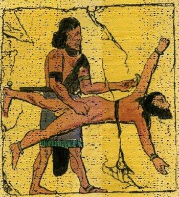 Стены Ниневии, столицы Ассирии, были покрыты человеческой кожей – там именно так решалась проблема «трудоизбыточных регионов».