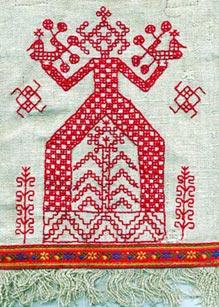 Макошь (традиционная вышивка)