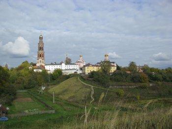 Иоанно-Богословский монастырь в Пощупово