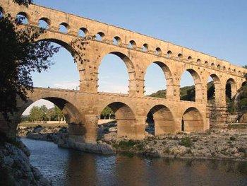 Водоснабжение в Древнем Риме