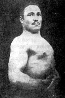 борец Иван Иванович Чуфистов