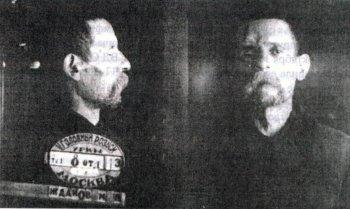 Священник Михаил Жданов