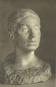 А.С. Голубкина. «Марья». 1903