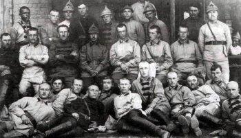 Красные кавалеристы. Фотография середины 1920-х годов.