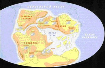 Если берешься писать историю Рязанского края – начинать с того времени, когда он был дном первобытного океана Тетис.