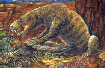 Саблезубые иностранцевии были некогда распространены на Рязанщине так же, как теперь кошки или собаки.
