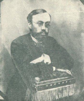К.Д.Носилов в фотоателье