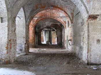 Село Костино. Богоявленская церковь. 2005 год.